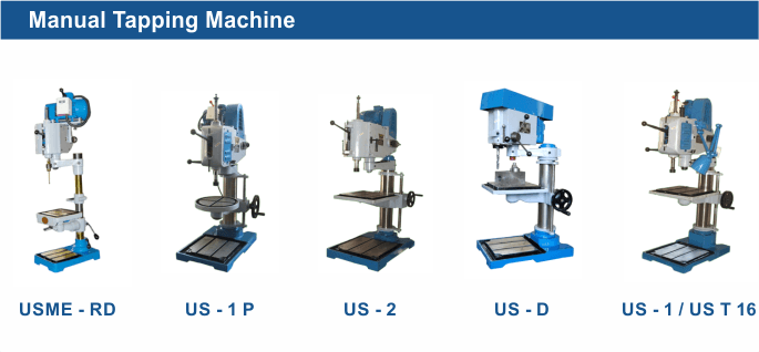 manual tapping machine